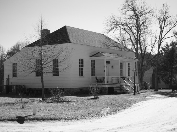 The McCaa House c. 1825