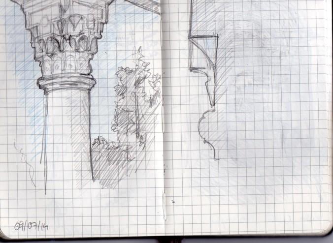 Capital Sketch