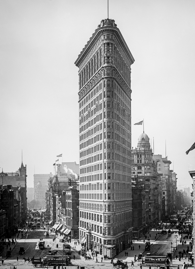 Flatiron-Building_Detroit-Publishing_Flatiron1903_