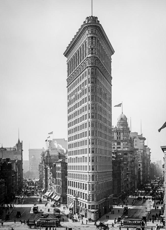 Flatiron-Building_Detroit-Publishing_Flatiron1903_